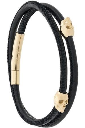 NORTHSKULL Skull wrap bracelet