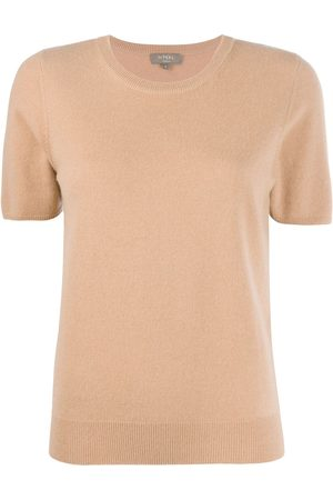 N.PEAL Cashmere short-sleeved top