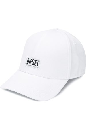 Diesel Logo-patch baseball cap