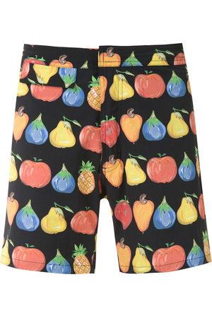 AMIR SLAMA Men Swim Shorts - Printed swimming shorts