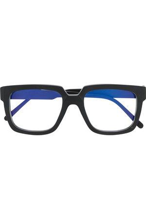 KUBORAUM Two tone square frame glasses - BM