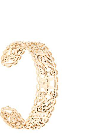 Karen Walker Filigree cuff bracelet