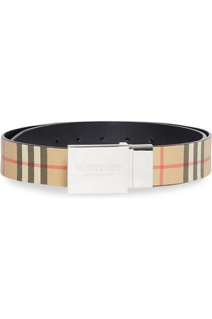 Burberry Vintage Check belt - Neutrals