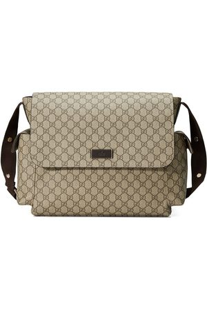 Gucci Baby Baby Changing Bags - GG Supreme diaper bag - NEUTRALS