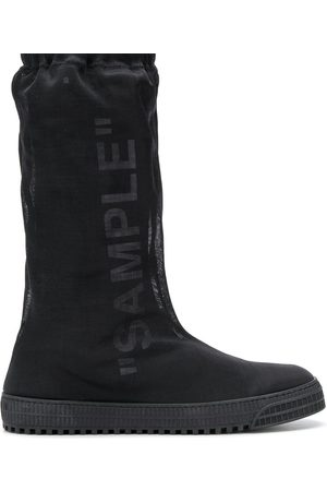 OFF-WHITE Men Boots - Sample boots