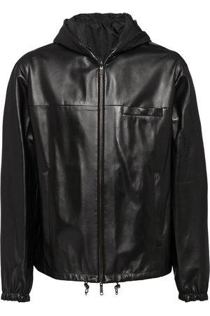 Prada Reversible nappa leather jacket