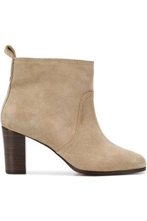 Tila March Lucien boots - Neutrals
