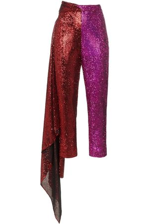 HALPERN High-waisted slim fit trousers