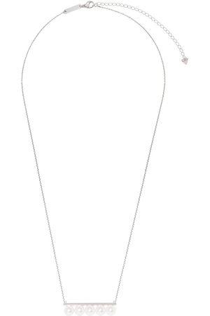 Tasaki 18kt Balance Signature necklace