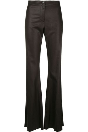 ROMEO GIGLI Women Formal Trousers - Flared tailored trousers