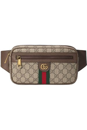 Gucci Ophidia GG belt bag - Neutrals