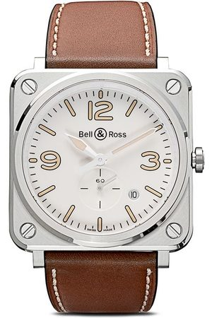 Bell & Ross BR S Steel Heritage 39mm - AND CAMO