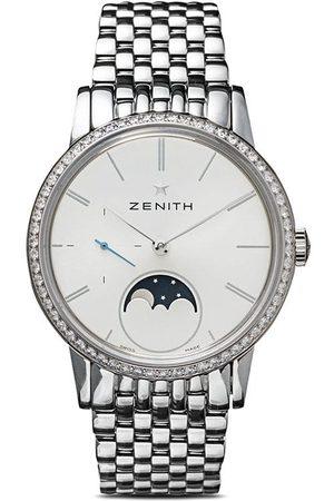 Zenith Women Watches - Elite Lady Moonphase 33mm - M2330 Toned B Steel