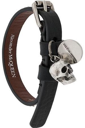 Alexander McQueen Men Bracelets - Skull bracelet