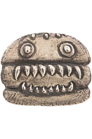 Undercover Jewellery - Burger Monster brooch