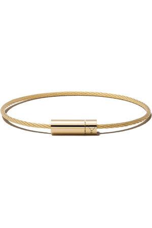 Le Gramme 18k polished Le 11 Grammes cable bangle