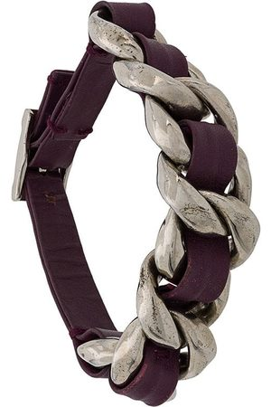 Chanel Pre-Owned 2002 woven detail bracelet