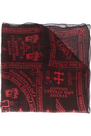 KTZ Scarves - Archive Church print scarf