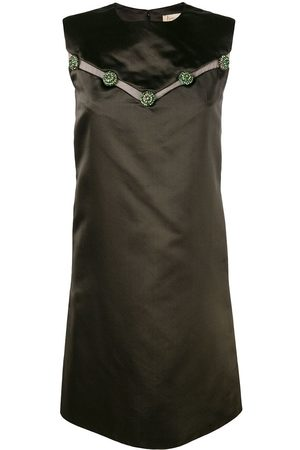 Dior 1960's pre-owned structured dress