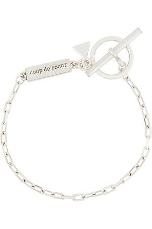 Coup De Coeur Bracelets - T-bar bracelet