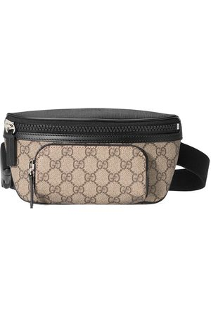 Gucci GG Supreme belt bag - Neutrals