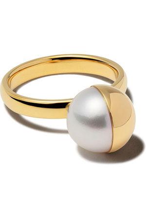 Tasaki 18kt Arlequin ring