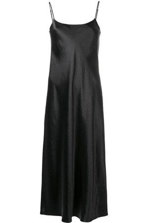Vince Slip midi dress