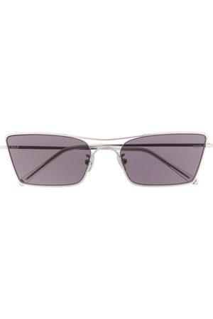 Retrosuperfuture Sunglasses - Meta cat-eye sunglasses