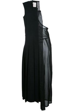 Comme des Garçons Laser cut one-shoulder dress