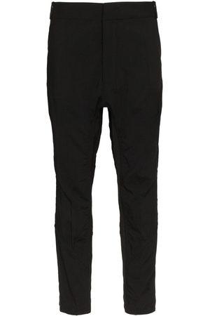 Haider Ackermann Low-Rise Slim Trousers