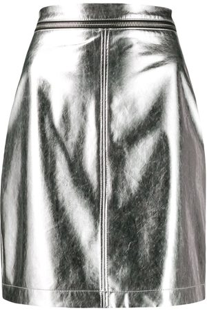 Serafini Fitted mini skirt