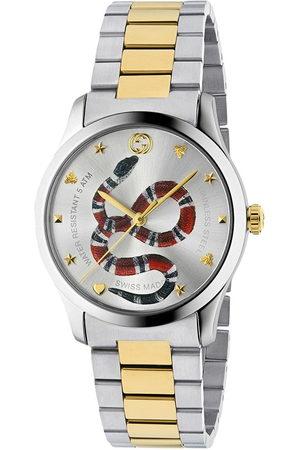 Gucci Men Watches - G-Timeless watch 38mm - Metallic