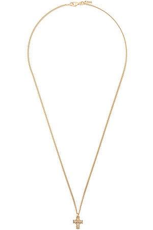 EMANUELE BICOCCHI Men Necklaces - Cross pendant necklace