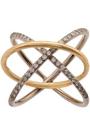 CHARLOTTE CHESNAIS Women Rings - Crossover ring