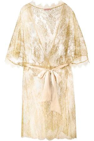 Gilda & Pearl Harlow sheer kimono gown