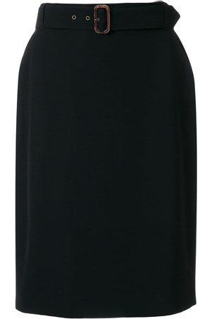 Jean Paul Gaultier Belted skirt
