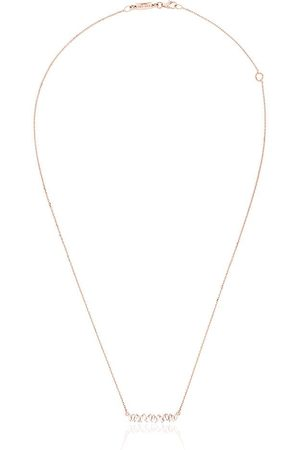 Suzanne Kalan Women Necklaces - 18kt rose Firework diamond necklace