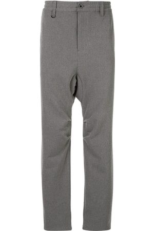 Makavelic Drop-crotch trousers