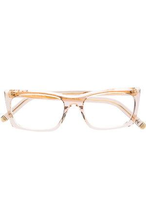 Retrosuperfuture Fred cat-eye glasses - Neutrals