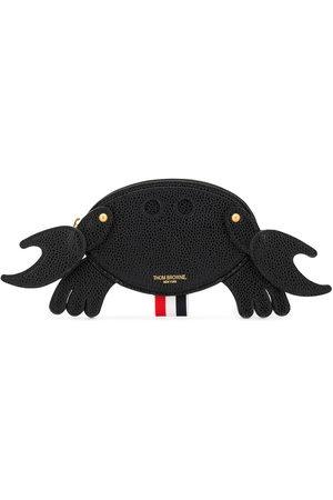 Thom Browne Crab pebbled belt purse