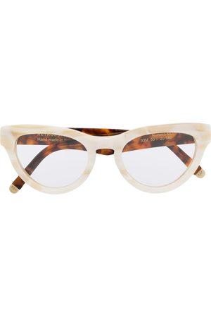 Retrosuperfuture Numero 64 glasses - Neutrals