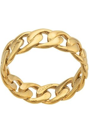 Nialaya Women Rings - Round chain ring