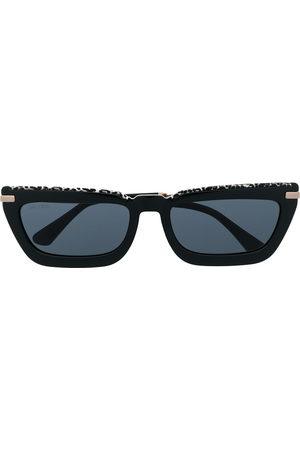 Jimmy Choo Rectangular frame sunglasses