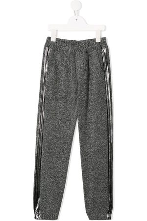 Le pandorine Girls Trousers - Embellished tracksuit trousers