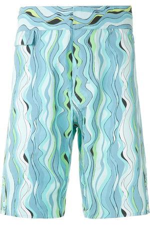 AMIR SLAMA Men Swim Shorts - Printed swim short