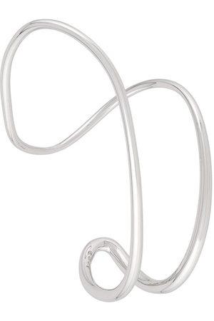 CHARLOTTE CHESNAIS Ivy cuff - Metallic