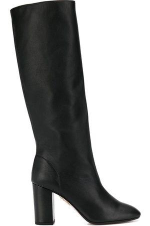 Aquazzura Aqua Boogie 85mm knee-high boots
