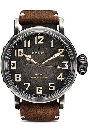 Zenith Men Watches - Pilot Type 20 Extra Special Ton-Up 45mm - C801 Slate B Oily