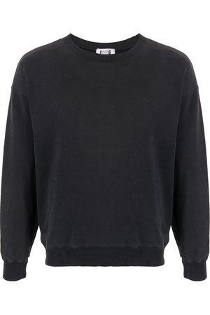 Issey Miyake Sports Hoodies - 1980's Sports Line logo sweatshirt