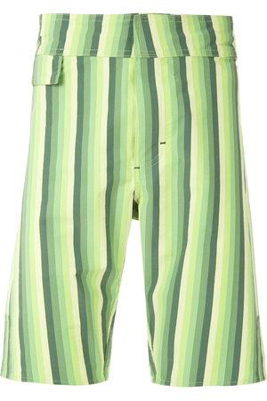 AMIR SLAMA Men Swim Shorts - Striped swimming shorts